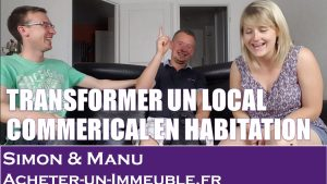 investir local commercial