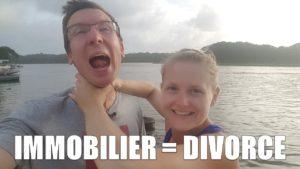 Investir dans l'immobilier en couple sans divorcer